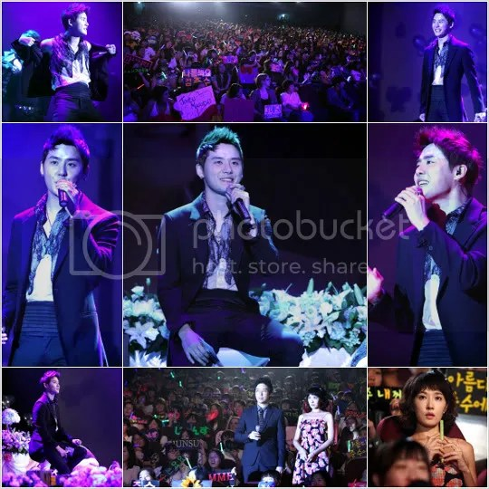 [NEWS] 110802 JYJ Junsu's Special Appearance In 'Scent Of A Woman' – 'Lifelike Performance', Excitement UP