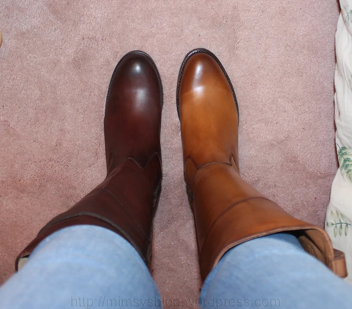 4eecfe60aa6 Finding Tall Boots for Slim Calves (and Striking Out with Frye ...