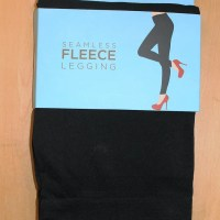 Walgreens $5.99 Fleece Lined Leggings