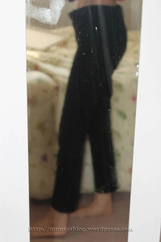 Gap Slim Cropped Pants - True Black 6 Regular