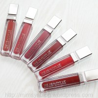 Physicians Formula The Healthy Lip Velvet Liquid Lipstick Swatches