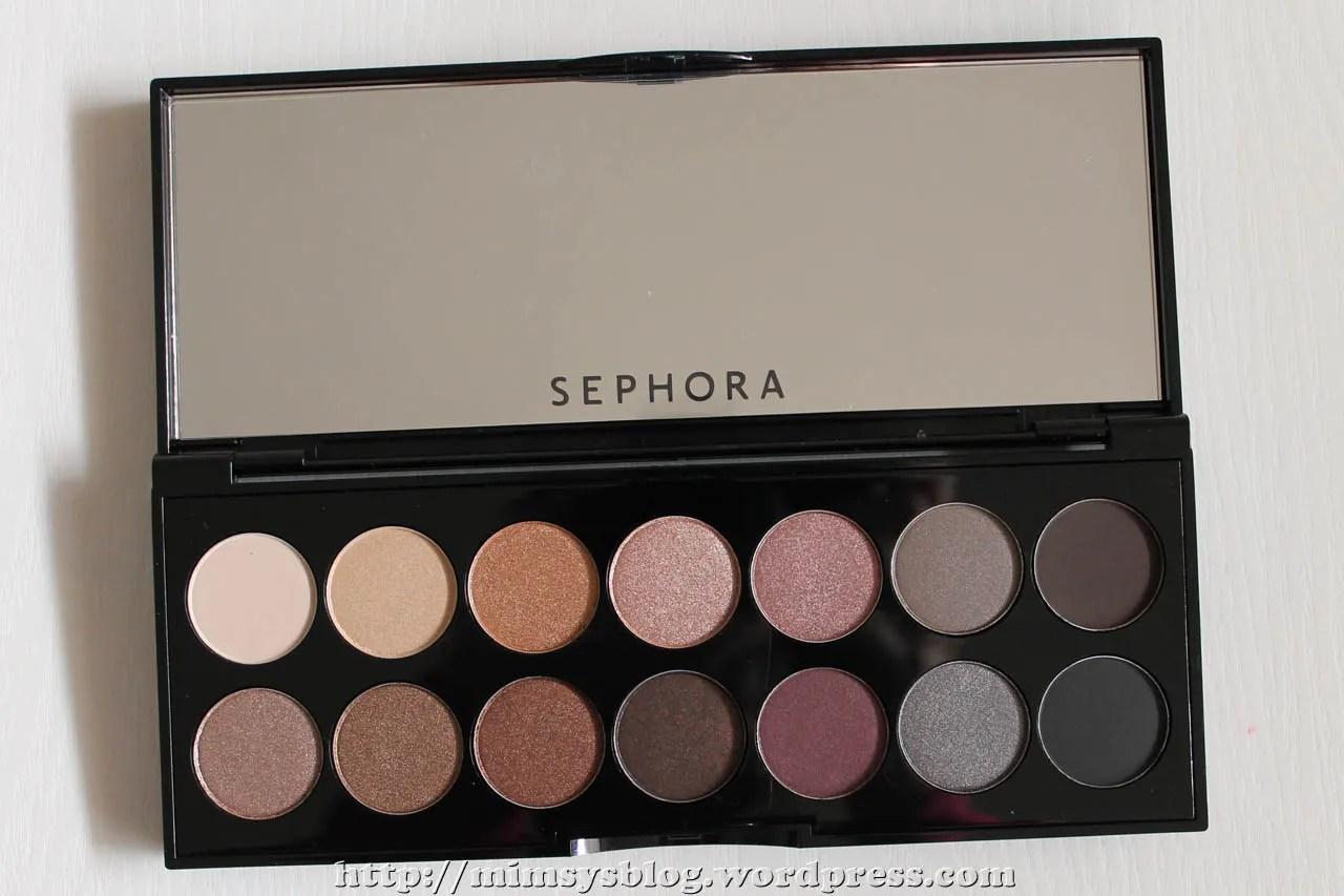Sephora Collection Primal Instincts Eyeshadow Palette ...