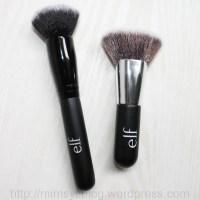 e.l.f. Ultimate Blending Brush & Beautifully Bare Blending Brush