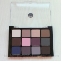 Viseart Cool Matte Eyeshadow Palette