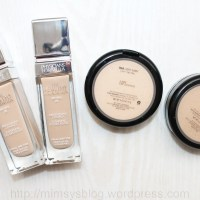 Wet n Wild MegaCushion Foundation SPF 15 (Cream Ivory) Swatches