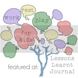 Featured at Lessons Learnt Journal
