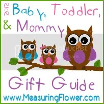 2012 Baby, Toddler, and Mommy Gift Guide