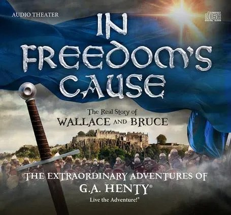 In Freedom's Cause Audio CD Review