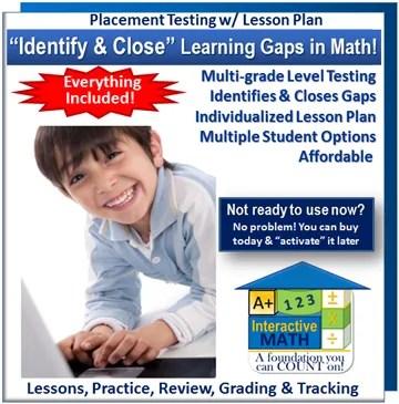 A+ Interactive Math Review