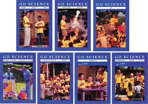Go Science Review