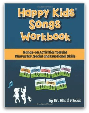 Mamas Coffee Shop Review Happy Kids Songs Workbook
