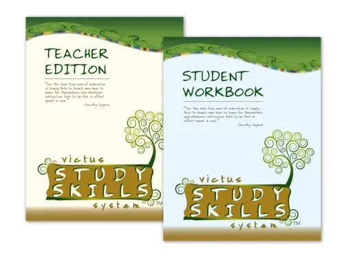 Victus Study Skills Review