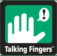 Talking Shapes {Talking Fingers Inc. Review}