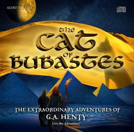 Heirloom Audio Productions ~Cat of Bubastes