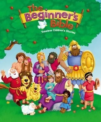 The Beginner's Bible {Zonderkidz}