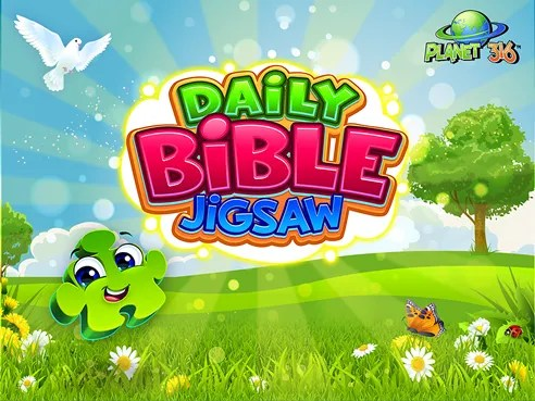 Daily Bible Jigsaw by Planet 316