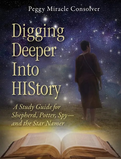 Shepherd, Potter, Spy--and the Star Namer Peggy Consolver