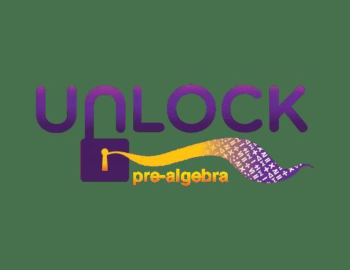 UnLock Math pre-algebra
