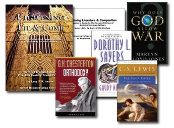 Lightning Literature and Composition Pack British Christian Authors