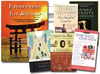 Lightning Literature and Composition Pack World II: Latin America, Africa and Asia