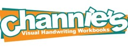 Channie's Visual Handwriting & Math Workbooks