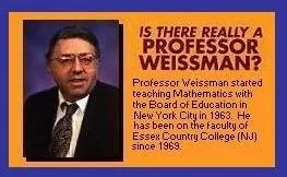 Professor Weissman