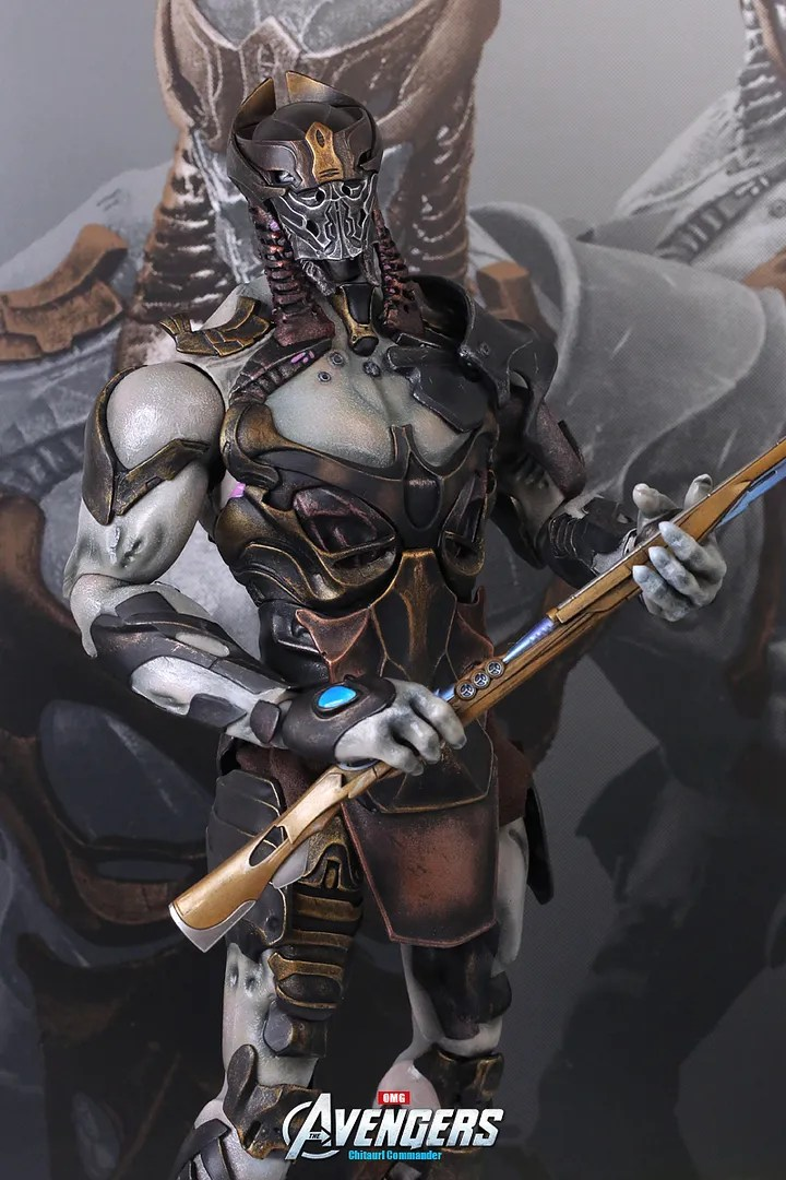 Latest Articles Re The Avengers Chitauri Commander And