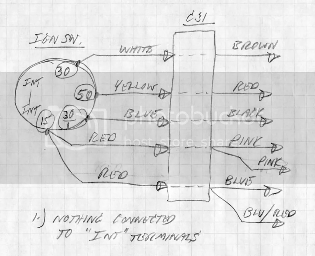 Three Pole Light Switch Schematic