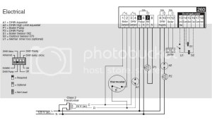 Need help with Tekmar 260 and Taco SR 503 wiring to boiler  DoItYourself Community Forums