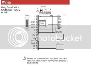 Help installing Honeywell DG115EZIAQ humidstat
