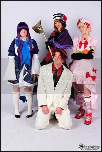 East Blue's Umineko Cosplays