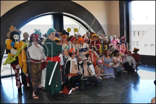One Piece at Anime Boston 2012