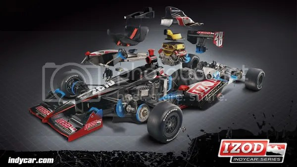 Dallara breakdown