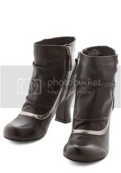 steam punctual boot (modcloth)
