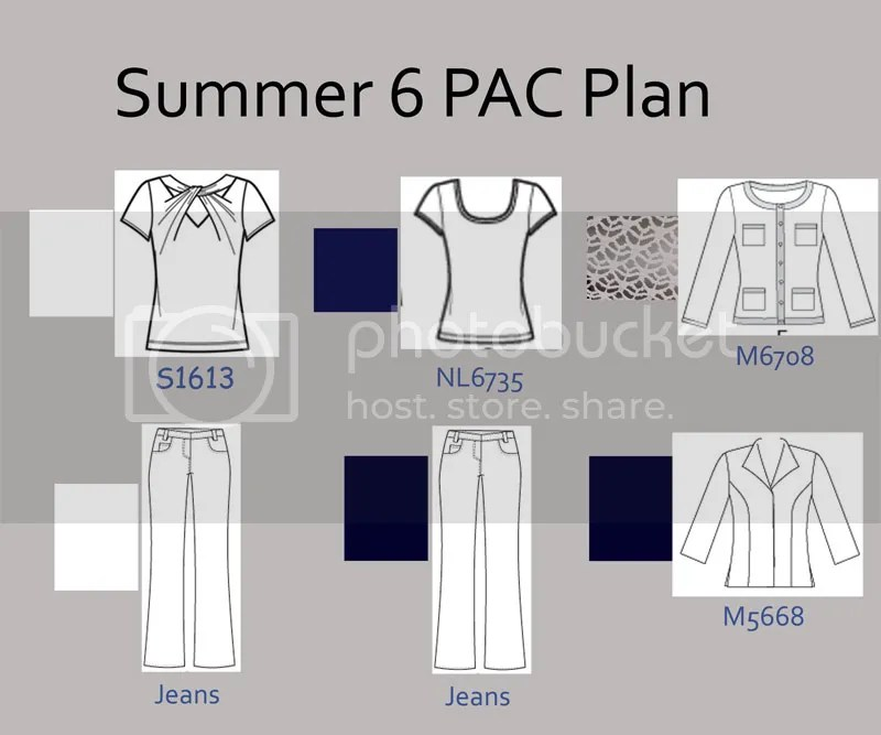 Summer 6PAC Plan
