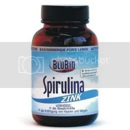 Tảo xoắn Spirulina Kẽm (Zink),phòng chống hiếm muộn, suy giảm ham muốn