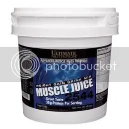 Muscle Juice là sản phẩm giúp bạn tăng cân nhanh, chắc cơ