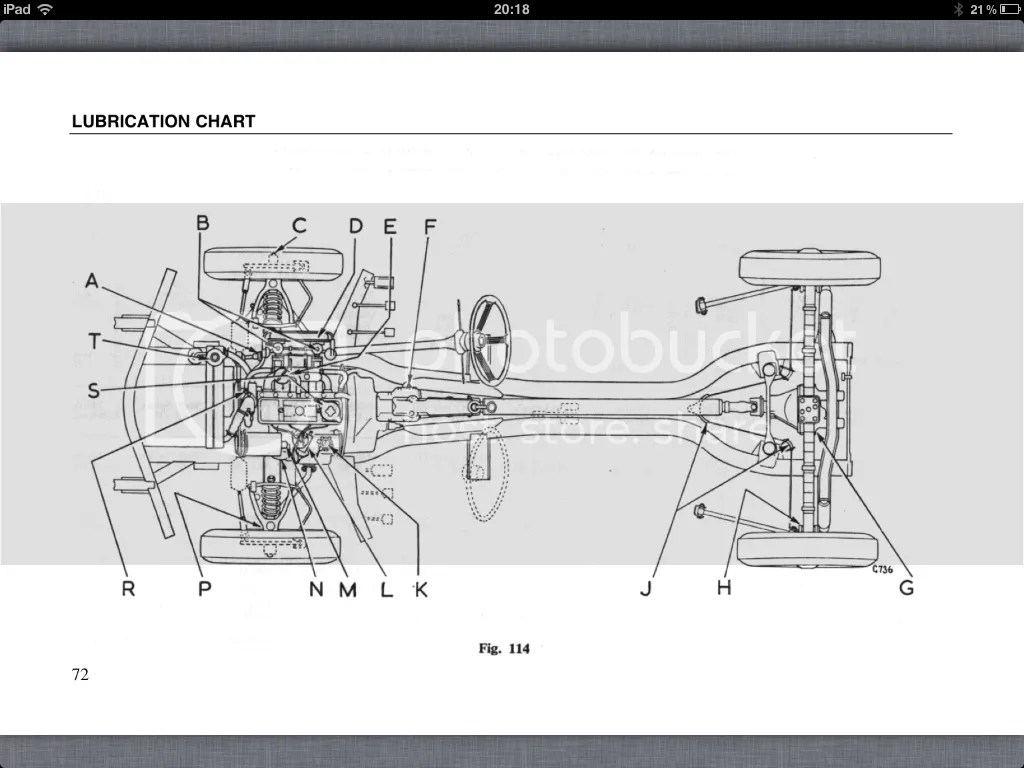 3 View Drawing Page 2 Spitfire Amp Gt6 Forum Triumph