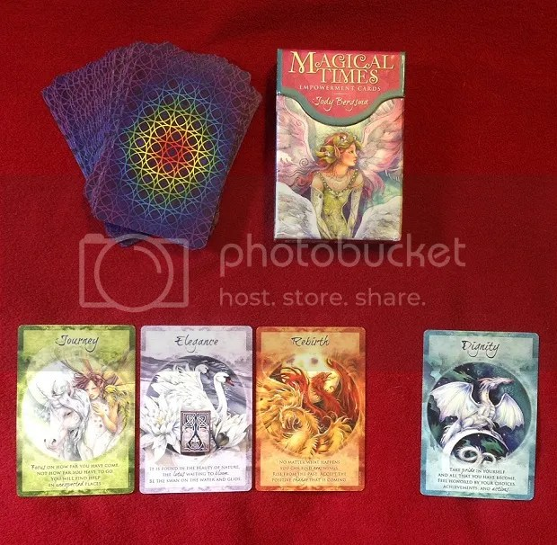 Magical Times Empowerment Oracle Cards