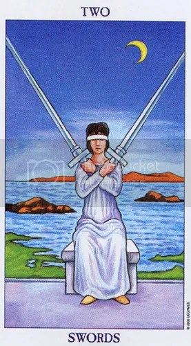 Leo - Two of Swords