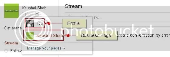 Google Plus Business Page Management
