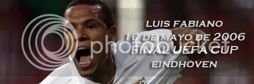 Luis Fabiano despedida