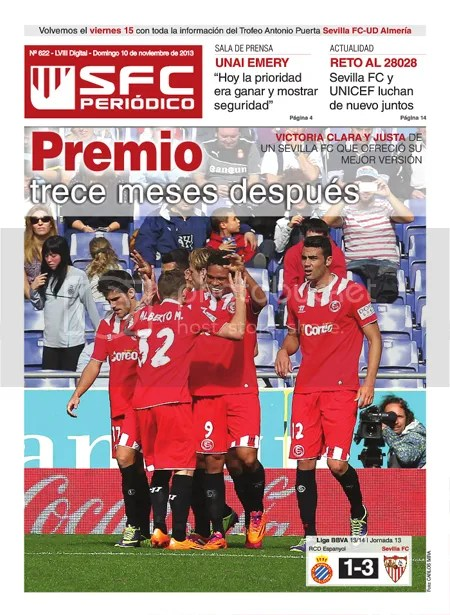 2013-11 (10) SFC Periódico Espanyol 1 Sevilla 3