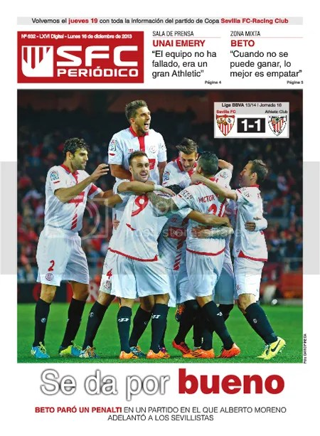 2013-12 (16) SFC Periódico Sevilla 1 Athletic 1