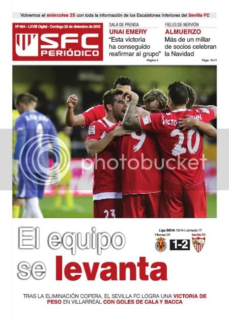 2013-12 (22) SFC Periódico Villarreal 1 Sevilla 2