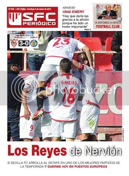 2014-01 (05) SFC Periódico Sevilla 3 Getafe 0