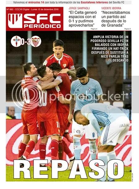 2016-12 (12) SFC Periódico Celta 0 Sevilla 3