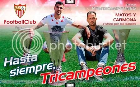 2016-07 (01) Football Club Hasta siempre, Tricampeones