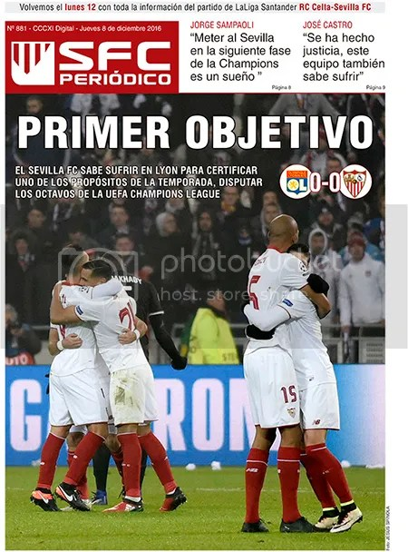 2016-12 (08) SFC Periódico Olympique 0 Sevilla 0