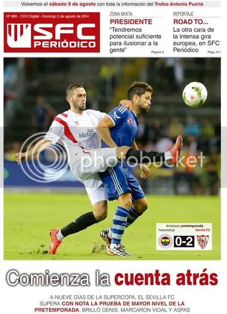 2014-08 (03) SFC Periódico Fenerbahce 0 Sevilla 2